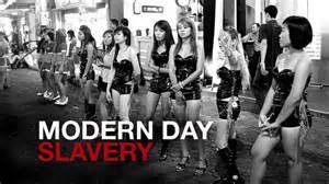 moderne slavernij