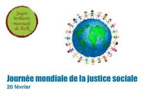 sociale rechtvaardigheid 3