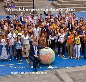 Wereldburgers van Amsterdam