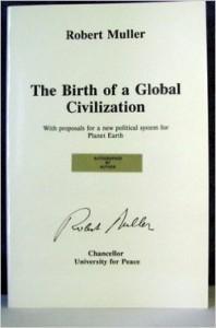birth of global civilization